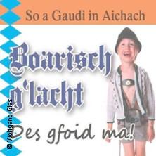 Boarisch g'lacht