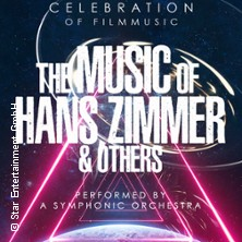 The Music of Hans Zimmer & Others in MANNHEIM * Rosengarten Mozartsaal,