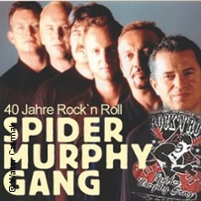 Spider Murphy Gang in MÜNCHEN * Tollwood Sommerfestival - Musik Arena,