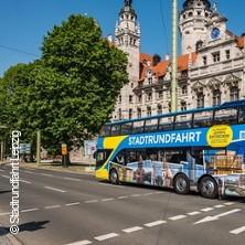 Grosse Stadtrundfahrt Leipzig bis 31.12.2020