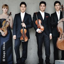 Vinnitskaya & Schumann Quartett in BADEN-BADEN * Festspielhaus Baden-Baden,