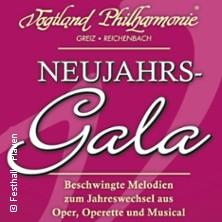 Neujahrsgala 2019 - Vogtland Philharmonie