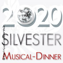 Silvester Musical Dinner Show im Riverboat - Die Höhepunkte internat. Musicals