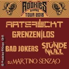 Rookies & Kings Live Tour 2018 in NÜRNBERG * Der Cult,