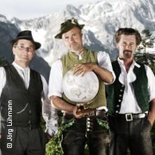 Knedl & Kraut: Bayerische Weltreise in ERGOLDING * Bürgersaal Ergolding,