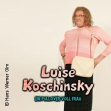Hans Werner Olm: Luise Koschinsky - Ein Pullover voll Frau