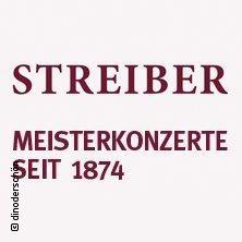 Streiber Meisterkonzerte 2018/19