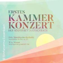 1. Kammerkonzert der Sinfonietta Essenbach