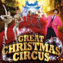 Karten für Circus Carl Busch: Great Christmas Circus in Frankfurt in Frankfurt Am Main