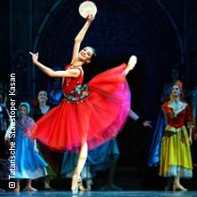 Esmeralda / Romantisches Ballett in SOLINGEN * Theater und Konzerthaus Pina-Bausch-Saal,