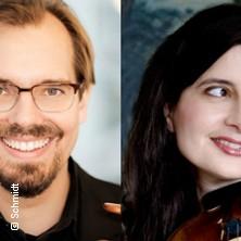 Ariadne Daskalakis, Violine & Wolfgang Emanuel Schmidt, Cello in BERLIN SCHMARGENDORF, 24.02.2018 - Tickets -