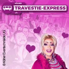 Kölner Travestie-Express: Julie`s Pailletten Traumschiff