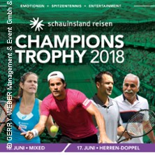 Champions Trophy 2018 Tickets