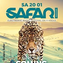 Safari Karten für ihre Events 2018