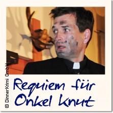 DinnerKrimi - Requiem für Onkel Knut | Mörderischer Krimispaß beim Vier-Gang-Menü
