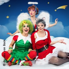 Der Traumzauberbaum und Josefine, die Weihnachtsmaus ? REINHARD LAKOMY-Ensemble in NEUENHAGEN BEI BERLIN * Bürgerhaus Neuenhagen bei Berlin,