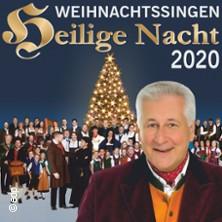 Weihnachtssingen Heilige Nacht mit Enrico de Paruta in Regensburg 2020