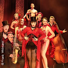 Let's Burlesque in MAGDEBURG * Altes Theater am Jerichower Platz,