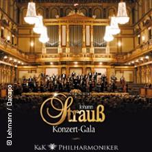 Karten für Das Original - Wiener Johann Strauß Konzert-Gala - K&K Symphoniker (ohne Ballett) in Münster