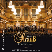 Das Original - Wiener Johann Strauß Konzert-Gala - K&K Symphoniker (ohne Ballett)