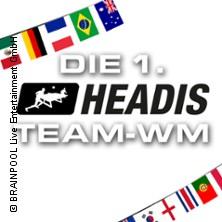 Die 1. Headis Team-WM