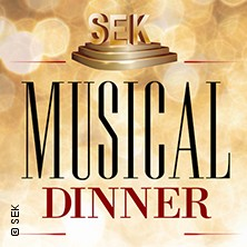 Das Musical Dinner: Musik – Emotionen – Witz