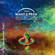 Night Of The Prog Festival in ST. GOARSHAUSEN / LORELEY * Loreley Freilichtbühne,