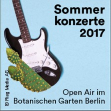 Karten für Sommerkonzerte im Botanischen Garten in Berlin