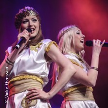 Swedish Legend - Absolut ABBA Tribute in MÜNSTER * Congress-Saal Messe+Congress Centrum Halle Münsterland,