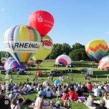 Ballonfestival Bonn in BONN * Rheinaue Bonn,