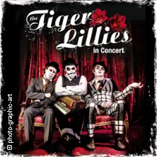 The Tiger Lillies Karten für ihre Events 2017