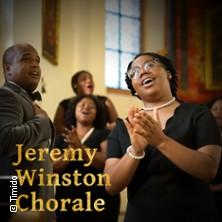 Jeremy Winston Chorale in OFFENBURG/BÜHL * St.Peter und Paul Kirche,