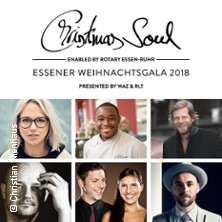 Christmas Soul - Essener Weihnachtsgala 2018 in ESSEN * Colosseum Theater Essen,
