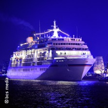 Karten für Hamburg Cruise Days - Abendliche Fahrt mit Fahrgastschiff MS