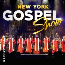 New York Gospel Show mit Ron Williams