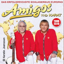 Amigos - Live 2019 in ANNABERG-BUCHHOLZ * Festhalle Annaberg-Buchholz,