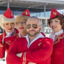 Ades Zabel & Company - Fly, Edith, Fly - vom Ballermann zum BER in BERLIN * BKA Theater
