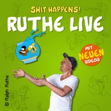 Ralph Ruthe: Shit Happens in STUTTGART * Theaterhaus (am Pragsattel)