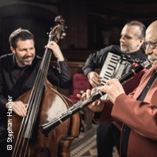 Karten für Giora Feidman Trio in Aschersleben