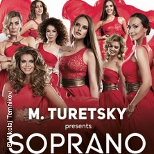 Turetsky Soprano in BERLIN * Admiralspalast - Theater