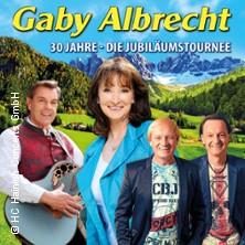 30 Jahre Gaby Albrecht