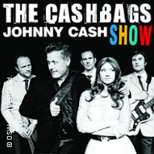 The Johnny Cash Show - presented by The Cashbags in BÜHL * Bürgerhaus Neuer Markt,