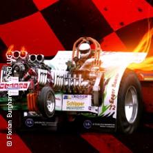 Tractor Pulling Riesa - Indoorpulling - Großer Preis von Deutschland
