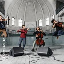 Klassik in Spandau - Grenzübertritte - vision string quartet