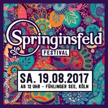 Springinsfeld in Köln, 19.08.2017 - Tickets -