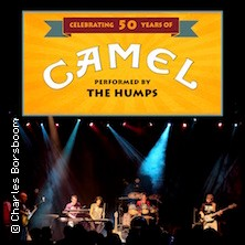 The Humps - Celebrating Camel - 50 Years of Camel - Euro Tour 2022