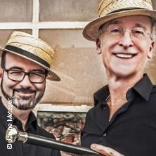 Karten für Die Zwei von der Klangstelle - Markus Weber / Dieter Scheithe in Mannheim