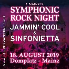 Mainzer Symphonic Rock Night in MAINZ * Domplatz Mainz,