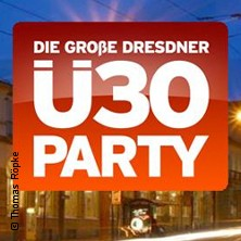 Die grosse Dresdner Ü30 Sommer Party
