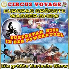 Circus Voyage in REGENSBURG * Circus Voyage in Regensburg Festplatz an der B8,